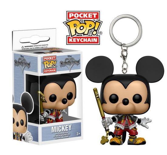 Funko Pop Keychain Kingdom Hears Mickey