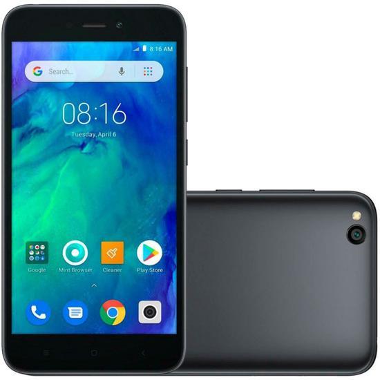 Celular Xiaomi Redmi Go 1G Ram 8GB DS BLK