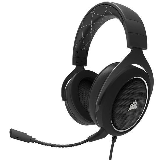 Headset Corsair HS60 Surround Gaming - Branco (CA-9011174-Na)