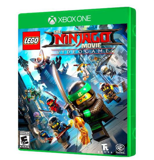 Jogo The Lego Ninjago Movie Video Game Xbox One