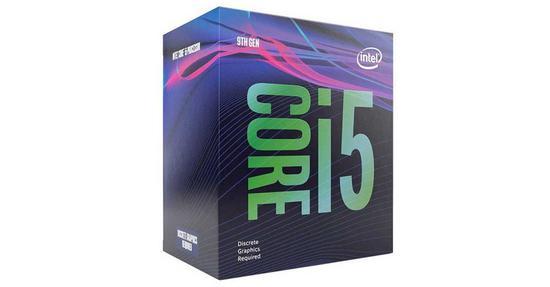 Processador Intel LGA1151 i5-9400F 2.9GHZ 9MB 4.1GHZ Turbo