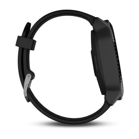 Relogio Smartwatch Garmin Vivoactive 3 Music (010-01985-02) Preto