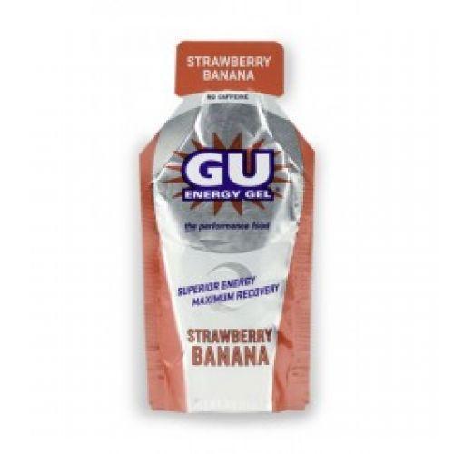 Gu Energy Gel GNC (32GR) Strawberry/Banana