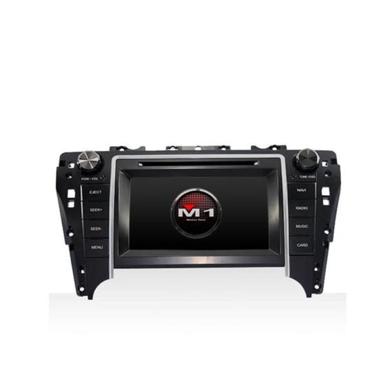 Central Multimidia M1 Toyota New Camry W7099TC (2012-2014)