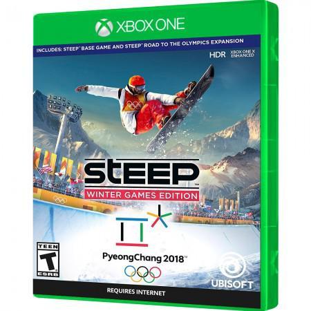 Jogo Steep Winter Games Edition Xbox One