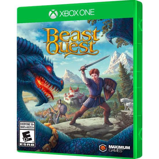 Jogo Beast Quest Xbox One