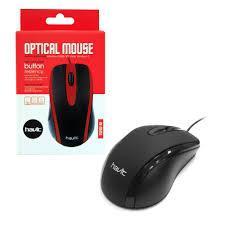 Mouse Havit HV-M5753 1000DPI Negro USB