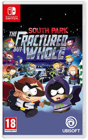 Jogo South Park The Fractured But Whole - Nintendo Switch