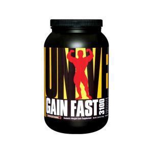 Gain Fast 3100 - 2.55LB - Chocolate - Universal
