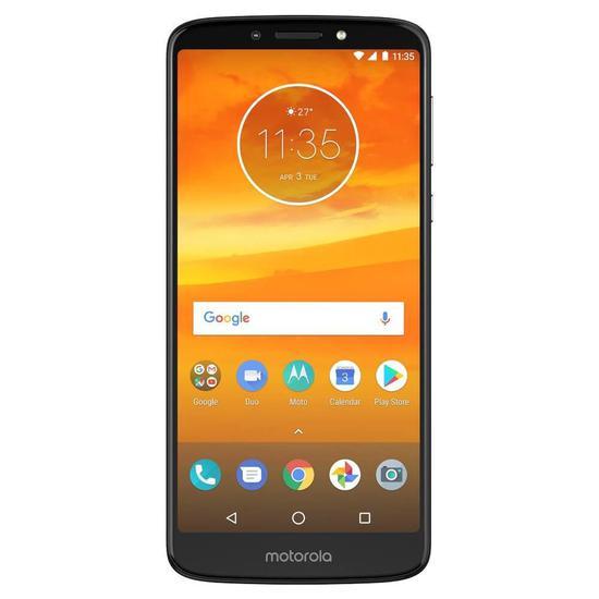 Celular Motorola Moto E5 Plus XT1924-1 Dual 16 GB - Preto (Sem Fone)