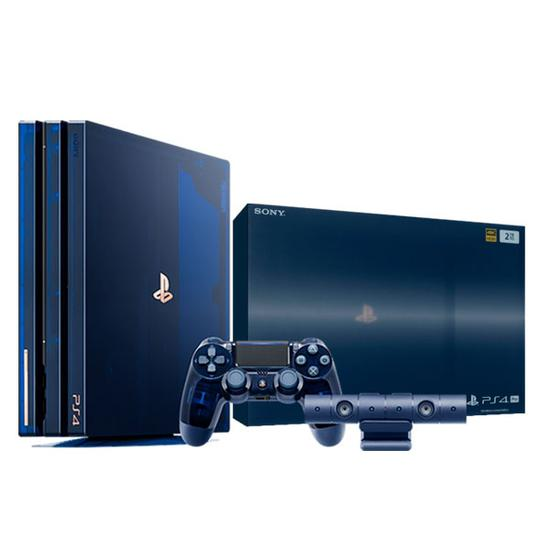 Console Playstation 4 Pro 2TB 7115 - 500 Million Limited Edition