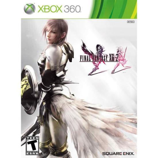 Jogo Final Fantasy XIII-2 Xbox 360