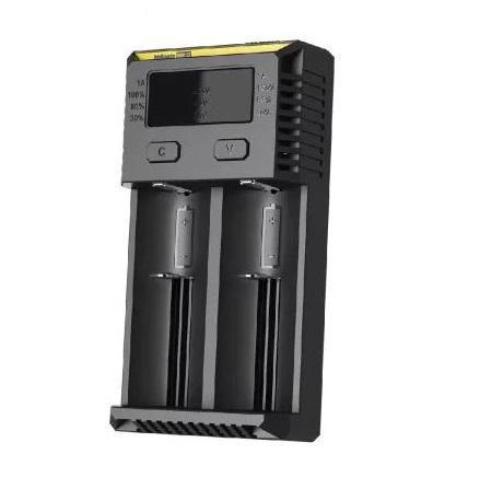 Carregador de Bateria Nitecore New I2