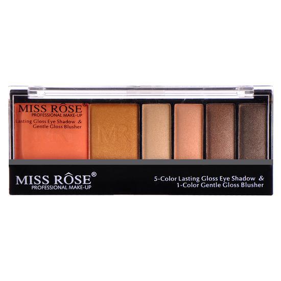 Paleta de Sombras Miss Rose 7001-411W