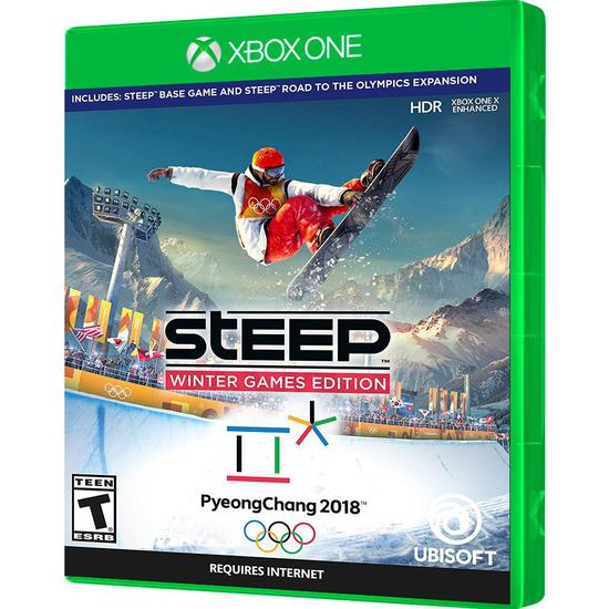 Jogo Steep Winter Games Edition Xbox One