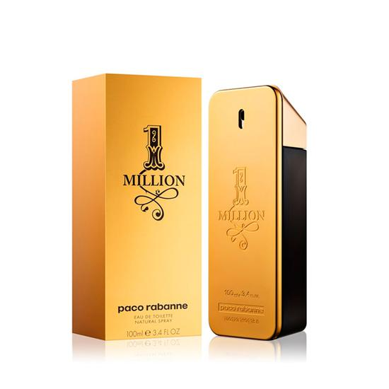 Perfume Paco Rabanne 1 Million 100ML Edt - Masculino
