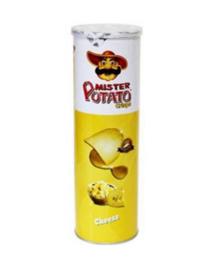 Batata Frita MR. Potato Crips Chesse 160GR