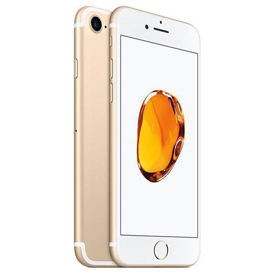 "Apple iPhone 7 MN9Q2LL/A A1778 256GB 4G Retina HD 4,7"" Cam 12MP/7MP Ios 10 - Dourado"