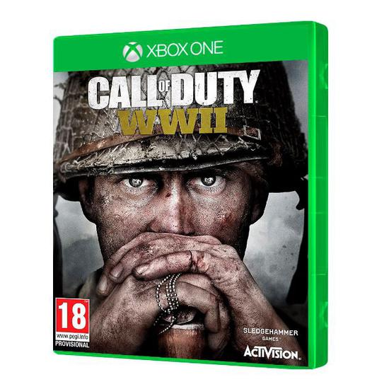 Jogo Call Of Duty World War II Xbox One