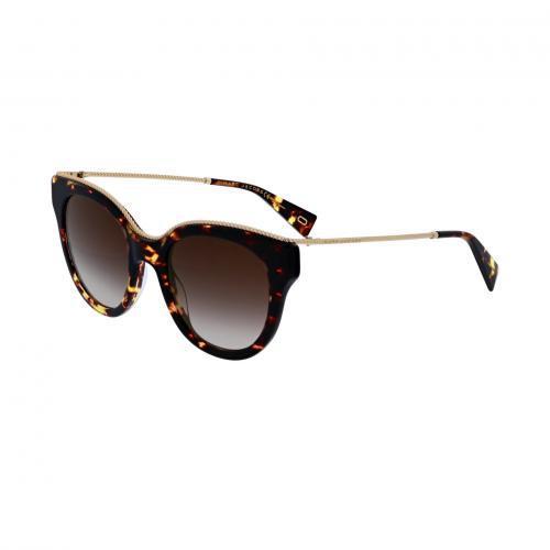 b3f87664a2fa7 Oculos de Sol Marc Jacobs 165 s 086JL 51-22-140 Feminino Marrom