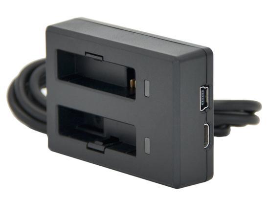 Carregador Dual para Cameras Sjcam M20