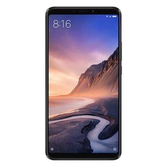 Smartphone Xiaomi Mi Max 3 64GB Preto