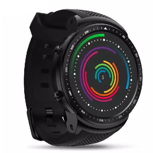 """Smartwatch Zeblaze Thor Pro 3G Unissex 1.53"""", 16GB, 500MAH - Preto"""