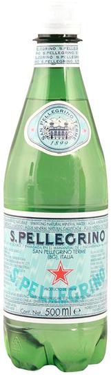 Agua com Gas San Pellegrino 500ML
