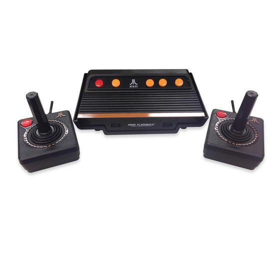 Console Atari Flashback 7 Classic System com 101 Jogos