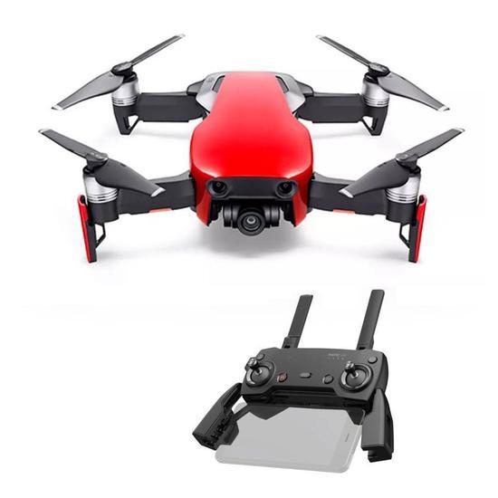 Drone Dji Mavic Air Vermelho