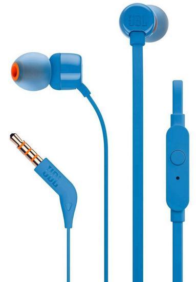 Fone de Ouvido JBL Pure Bass T110 - Azul