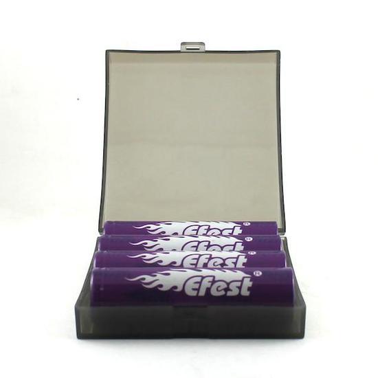 Caixa de Som de Bateria Efest H4 Black