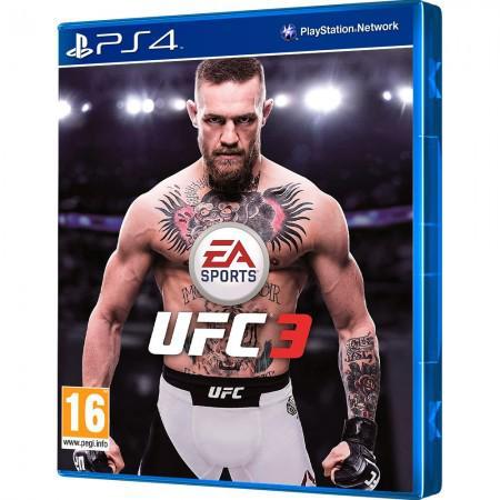 Jogo Ea Sports Ufc 3 PS4