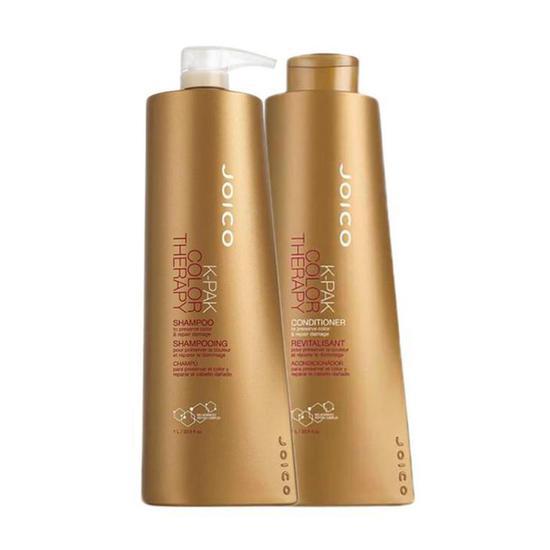 Joico K-Pak Color Therapy Duo Shampoo & Condicionador 1L
