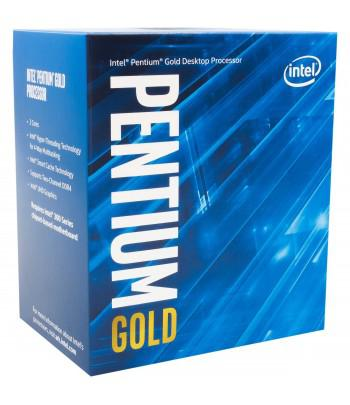 Processador Intel CD Gold G5400 3.7GHZ 4MB 1151 8GE Box.