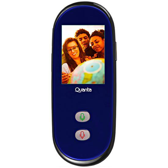 """Tradutor de Voz Smart Quanta QTTVW300 4G 512MB/6GB 2.4"""""""