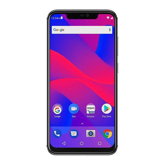 Celular Blu Vivo Xi V0330WW Dual 32 GB - Prata