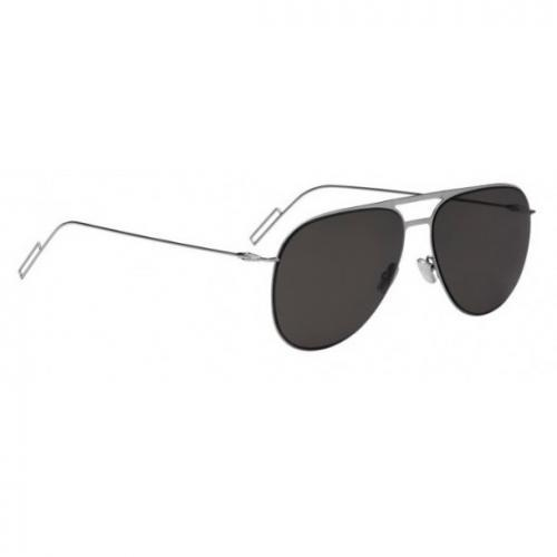Oculos de Sol Dior Homme 0205S KJ1NR 59-15-150 Preto/Cinza