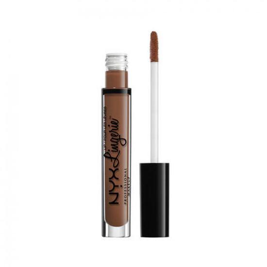 NYX Cosmetics Lip Lingerie Liquid Lipstick Beauty Mark ( LIPLI05)