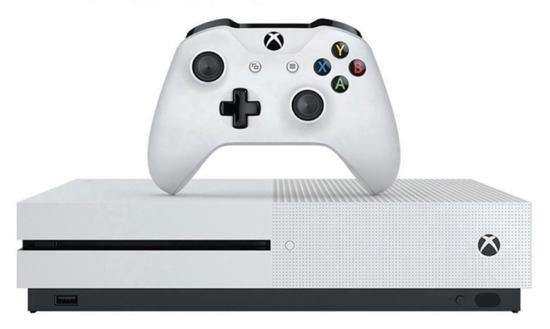 Console Xbox One s 1TB 4K Ultra HD HDR Bivolt Branco