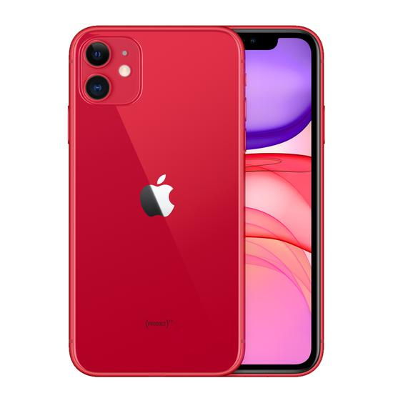 Apple iPhone 11 LL A2221 128GB 6.1 12+12/12MP Ios ...