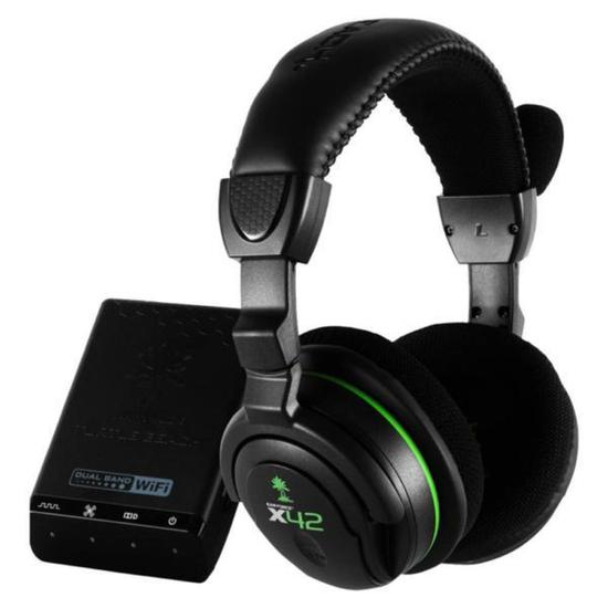 Headset Turtle Beach X42 Recondicionado Xbox 360