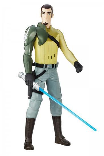Boneco Hasbro Star Wars B6335 Kanan