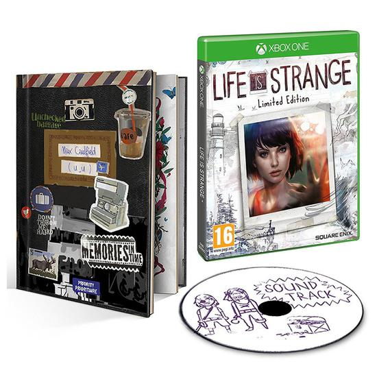Jogo Life Is Strange - Before The Storm Limited Edition Xbox One