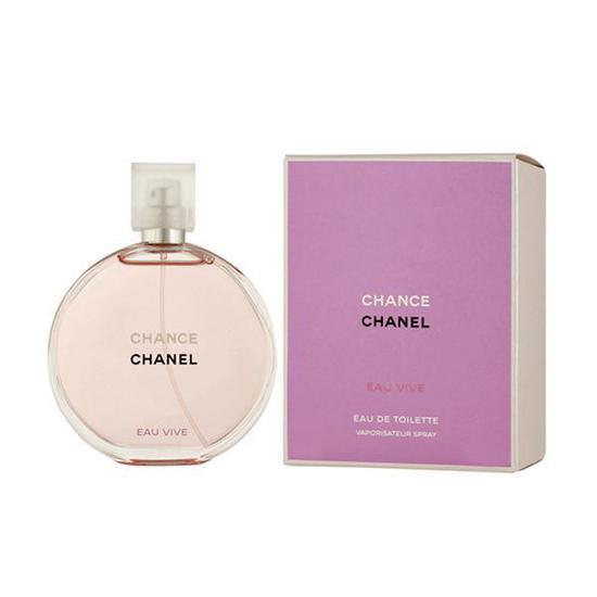 47ee714b041 Perfume Chanel Chance Eau Vive Eau de Toilette Feminino 50ML na loja ...