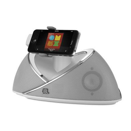 JBL Dock Speaker On Beat (iPod/ iPad/ iPhone) (Branco)