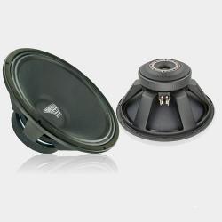 Sub Oversound Aluminium 450W15 4R