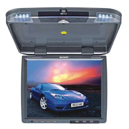 "Monitor Booster BM-1750 17.5"" TV/USB/SD"
