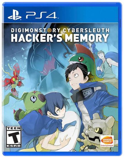 Jogo Digimon Story Cyber Sleuth Hacker's Memory - PS4