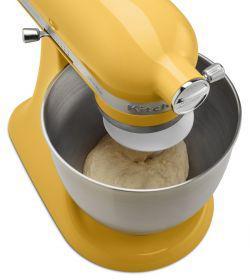 Cozinha Kitchenaid Batedeira Artisan Mini 3.5QT Amarelo